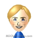 Hillary Clinton Mii Image by quisui