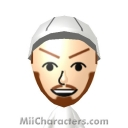 Chris Sale Mii Image by 3dsGamer2007