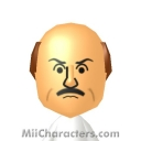 Carl Brutananadilewski Mii Image by Junks