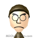 Eustace Bagge Mii Image by Junks