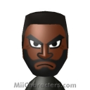 Barret Wallace Mii Image by Junks