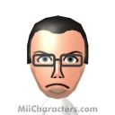 Angry Video Game Nerd Mii Image by Junks