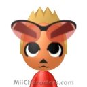 Flareon Mii Image by HelloWorld