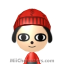 PaRappa the Rapper Mii Image by AsrielDreemurr