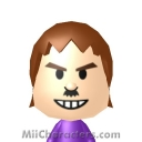 Mr. Blingman Mii Image by rhythmclock