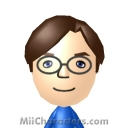Captain Southbird Mii Image by GastonRabbit