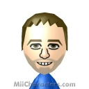Grant Kirkhope Mii Image by GastonRabbit