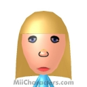 Gwyneth Paltrow Mii Image by celery