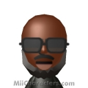 Maitre Gims Mii Image by CrazyCash HD