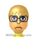 Keith Lard Mii Image by NonaryGame