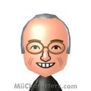 Bernie Sanders Mii Image by BuffyBoo