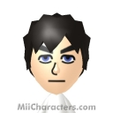 Gray Fullbuster Mii Image by TomodachiFrog