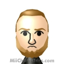 The Judge's Brother Mii Image by GastonRabbit