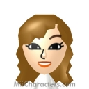 Christina Grimmie Mii Image by LittleWolf
