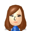 Christine and the Queens Mii Image by Quentin Fr