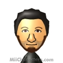 Cyril Hanouna Mii Image by Quentin Fr