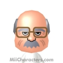 Wilford Brimley Mii Image by Groucho