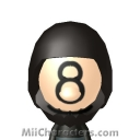 8 Ball Mii Image by Roxii