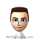 Stephen Amell Mii Image by SkullKid2099