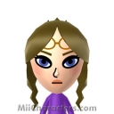 Princess Zelda Mii Image by JuFu