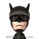 Batman Mii Image by AnthonyIMAX3D