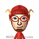 The Flash Mii Image by AnthonyIMAX3D