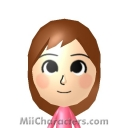 Pajama Party Girl Mii Image by rhythmclock