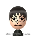 Harry Potter Mii Image by Dman64w