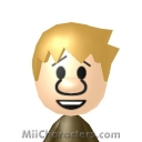 Barney Rubble Mii Image by Edward Elric
