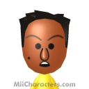 Willie White Mii Image by 90sToonLover38