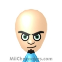 Megamind Mii Image by Toon and Anime