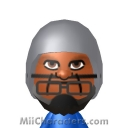 Football Player Mii Image by J.R.