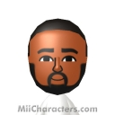 Teddy Riner Mii Image by quentin