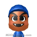 Goombario Mii Image by Mii Central