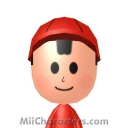 Ness Mii Image by BubsyTheBobcat