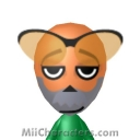 Nick Wilde Mii Image by BubsyTheBobcat