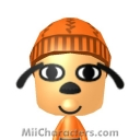 PaRappa The Rapper Mii Image by BubsyTheBobcat