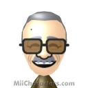 Stan Lee Mii Image by Skeletodd