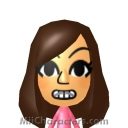 Mabel Pines Mii Image by ChelseaHedgeho
