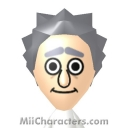 Rick Sanchez Mii Image by KingPig
