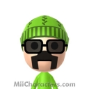Creeper Mii Image by MarktheModder