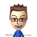 The 10th Doctor Mii Image by Henry Potter