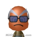 Professor Frankly Mii Image by Mii Central