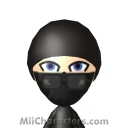 Ninja Mii Image by a guy