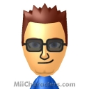 Johnny Cage Mii Image by a guy