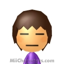 Frisk Mii Image by Micjoeson