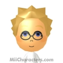 Alphys Mii Image by Micjoeson