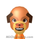Baby Simba Mii Image by Cpt Kangru