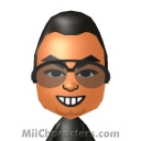 Tito Dick Mii Image by EffanNC