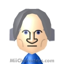 George Washington Mii Image by Lii
